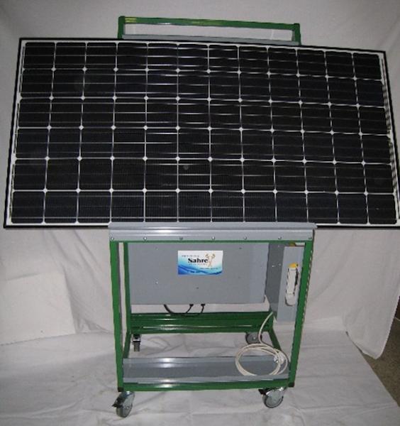 Sabre Rigs Ltd Solar Photovoltaic Pv Training Rigs